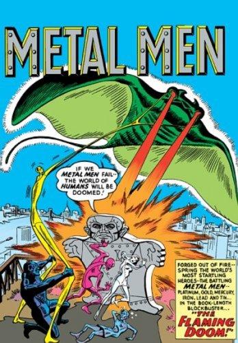 Showcase Presents: Metal Men, Vol. 1
