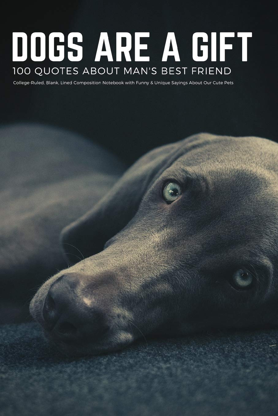 Amazon.com: Dogs Are A Gift 100 Quotes About Man\'s Best ...