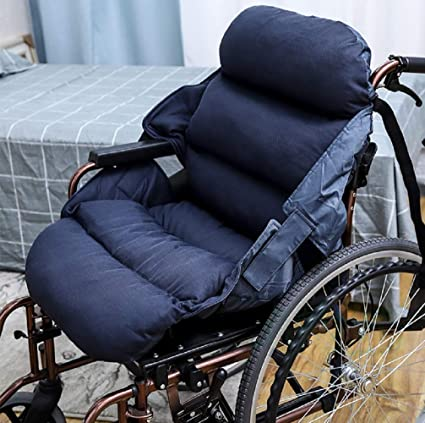 Amazon.com: Wheelchair Comfort Cushion Fits Hip Back ...