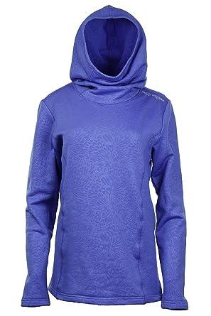 887d42959 Helly Hansen Women Sweatshirt Pullover Hoodie Purple: Amazon.co.uk: Clothing
