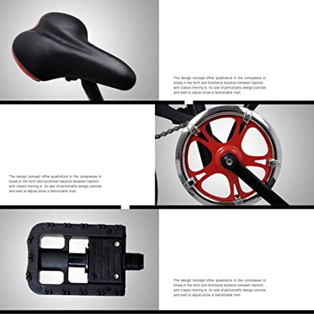 Bicicletas YANFEI Silla Plegable Niños de 635 mm. Chica DE ...