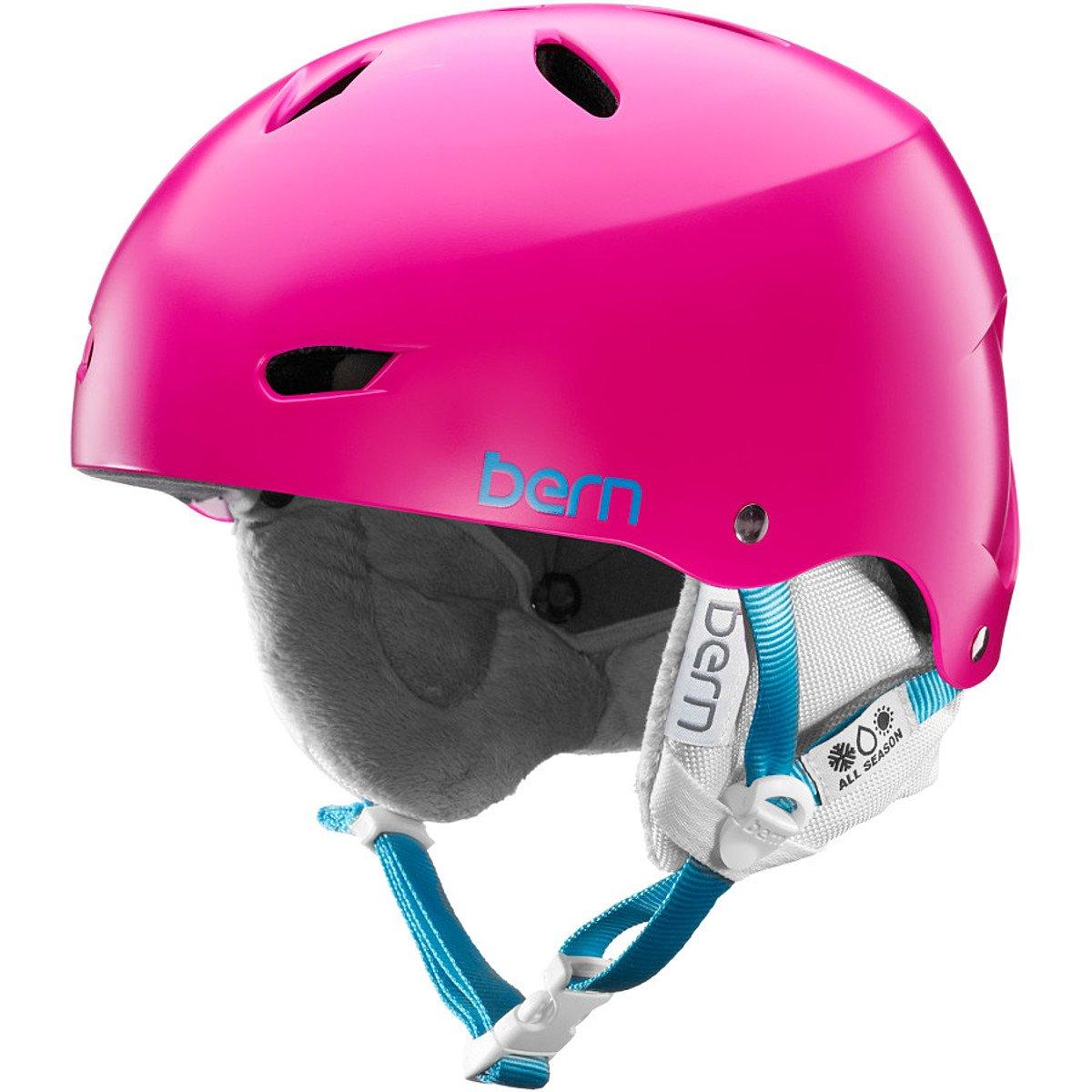 Bern Brighton Helmet - Matte schwarz