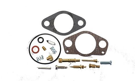 Kawasaki mule carburetor rebuild kit