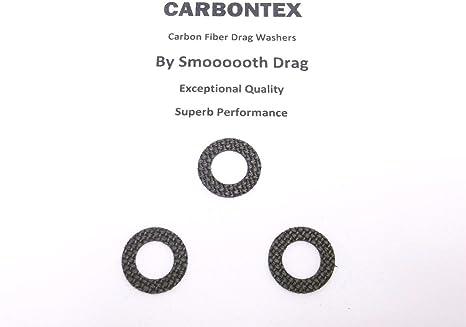 SHIMANO REEL PART Baitrunner 6500A Smooth Drag Carbontex Drag Washers #SDS61 3