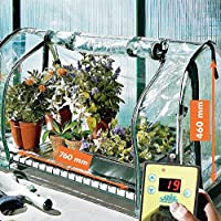 Bio Green Aufzuchtartikel Grand Top Aufzuchtstation beheizt, Transparent