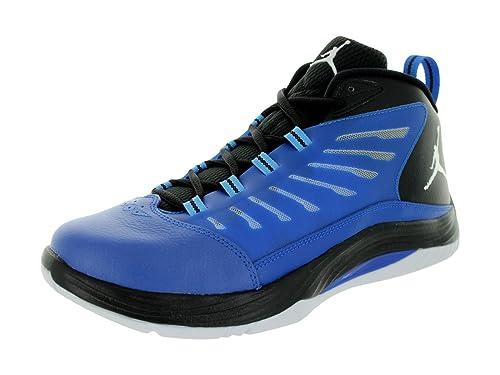 a788d2dc430171 Amazon.com  Jordan Nike Men s Prime.Fly 2 Game Royal White Black ...
