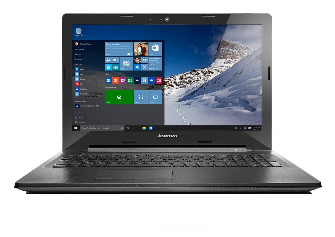 Lenovo G50-30 - N2840, 4 GB de RAM, 500 GB de disco duro, Windows 8.1