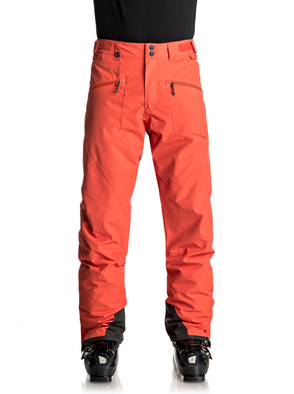 Quiksilver Boundry PT Pantalones para Nieve, Hombre EQYTP03065