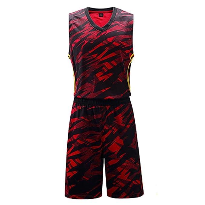 hibote ropa de baloncesto camisetas baloncesto de formación traje de equipo tridimensional de camuflaje de los