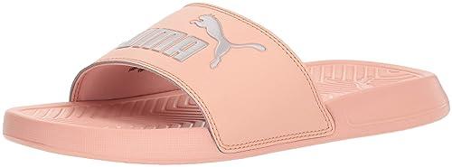 2f0e811475 PUMA Women's Popcat Slide Sandal