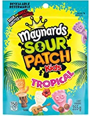 Maynards Sour Patch Kids Tropical Candy, 355 Grams