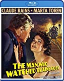The Man Who Watched Trains Go By (Blu-ray) - AKA The Paris Express