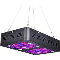 LED Pflanzenlampe XHGrow Reflector-Series 300W LED Grow Light Full Spectrum LED Grow Lampe Pflanzenlicht LED Wachstumslampe Mit UV und IR für Zimmerpflanzen Gemüse und Blumen