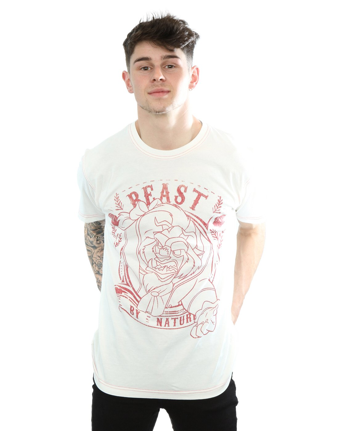 Aftershow Beauty And The Beast By Nature T Shirt 7198