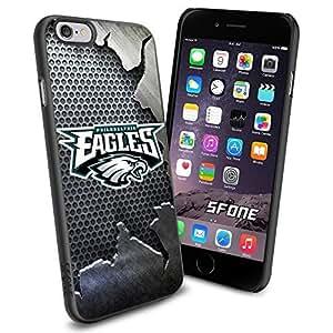 Philadelphia Eagles Team Metal Logo iPhone 6 4.7