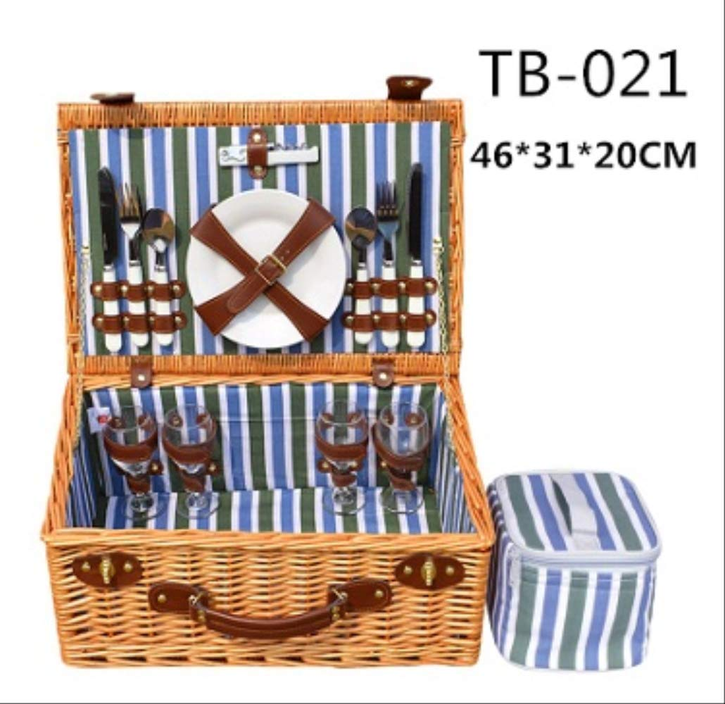 TB-021 Other NOPEXX Advanced Picnic Gift Basket Gift Basket Home Decoration