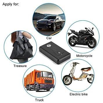 wyxlink resistente al agua tk800 GPS de coche de seguimiento de tiempo real dispositivo Potente Imán Vehículo: Amazon.es: Coche y moto