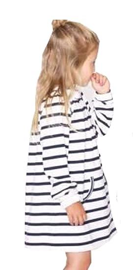 Vestido para Bebé Niñas Mangas Largas Otoño Invierno 2018 Moda Boda Fiesta PAOLIAN Faldas Sudaderas sin