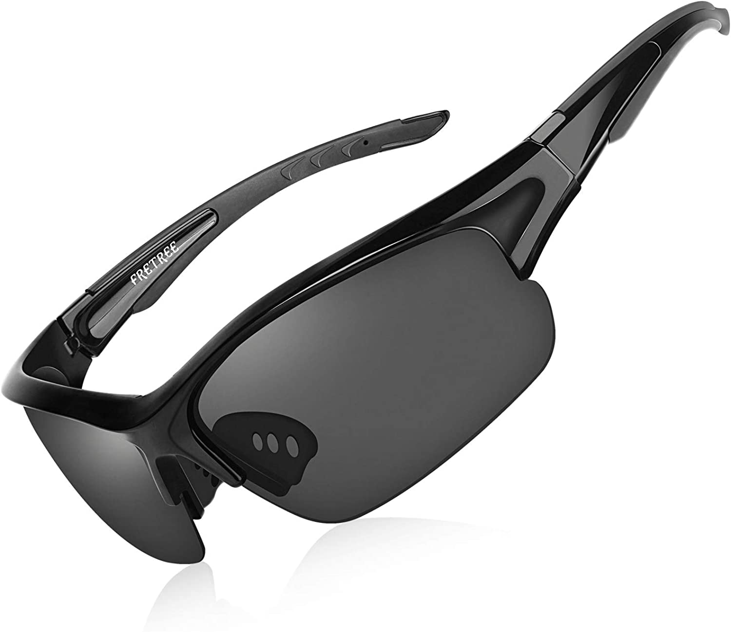 Amazon.com: Polarized Sunglasses for Men Women - UV Protection TR90  Unbreakable Sports Sunglasses for Fishing Driving Cycling: Clothing