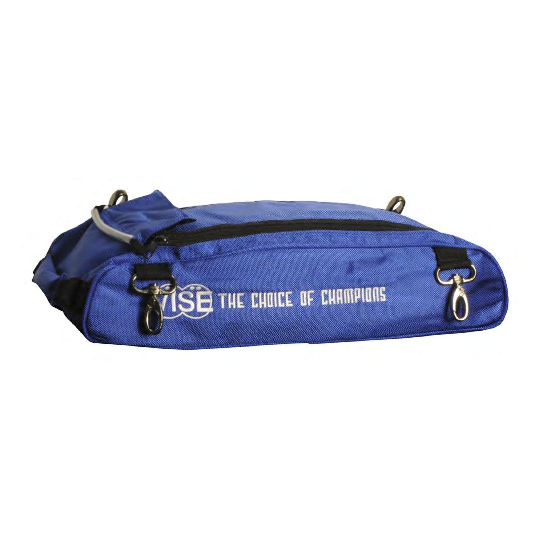 Vise Shoe Bag Add-On Three Ball Tote, Blue
