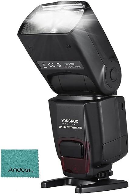 Yongnuo Yn565ex Iii Blitzgerät Wireless Ttl Flash Kamera