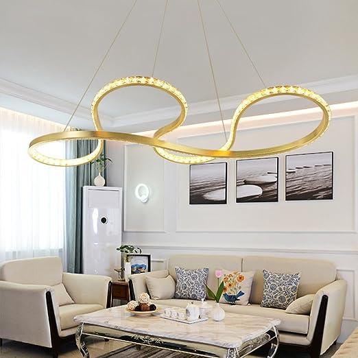 5151BuyWorld Lampada Firmare Il Nuovo Cristallo Oro ...