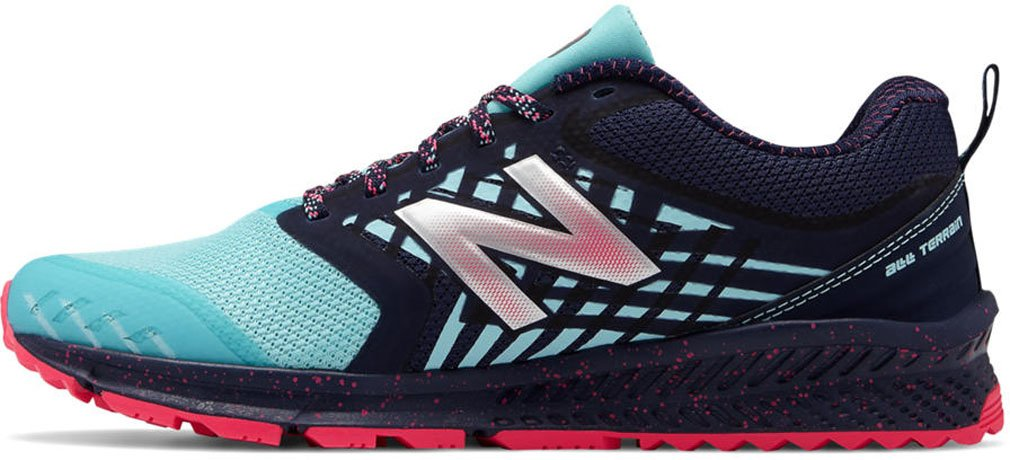 New Balance Women's Nitrel Shoe v1 FuelCore Trail Running Shoe Nitrel B072QDJK5D 10.5 B(M) US|Sea Spray ff51b6
