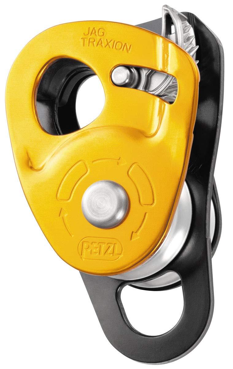 Petzl Pro Traxion Pulley Loss-Resistant Progress Capture Pulley P51A