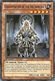Yu-Gi-Oh! - Grandmaster of the Six Samurai (SDWA-EN002) - Structure Deck: Samurai Warlords - 1st Edition - Common