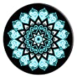 PopSockets: Expanding Stand and Grip for Smartphones and Tablets - Peace Mandala Sky
