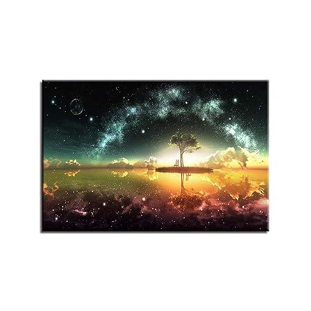 Zcbm Cuadro En Lienzo HD Impresiones Pintura Arte De La ...