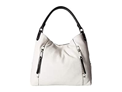 4882ee66b971 Image Unavailable. Image not available for. Color  Michael Kors Evie Pebble  Leather ...