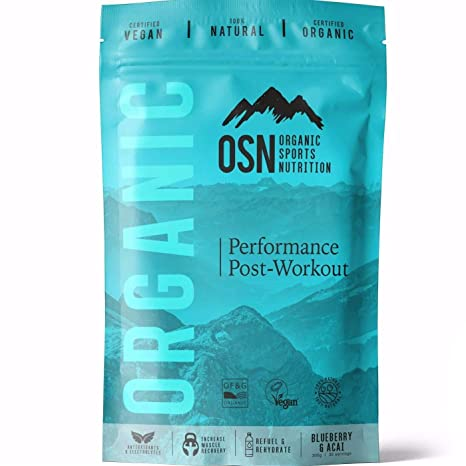 Organic Performance Post-Workout | Mezcla de alimentos orgánicos, a ...