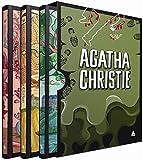 capa de Coleção Agatha Christie - Caixa 4