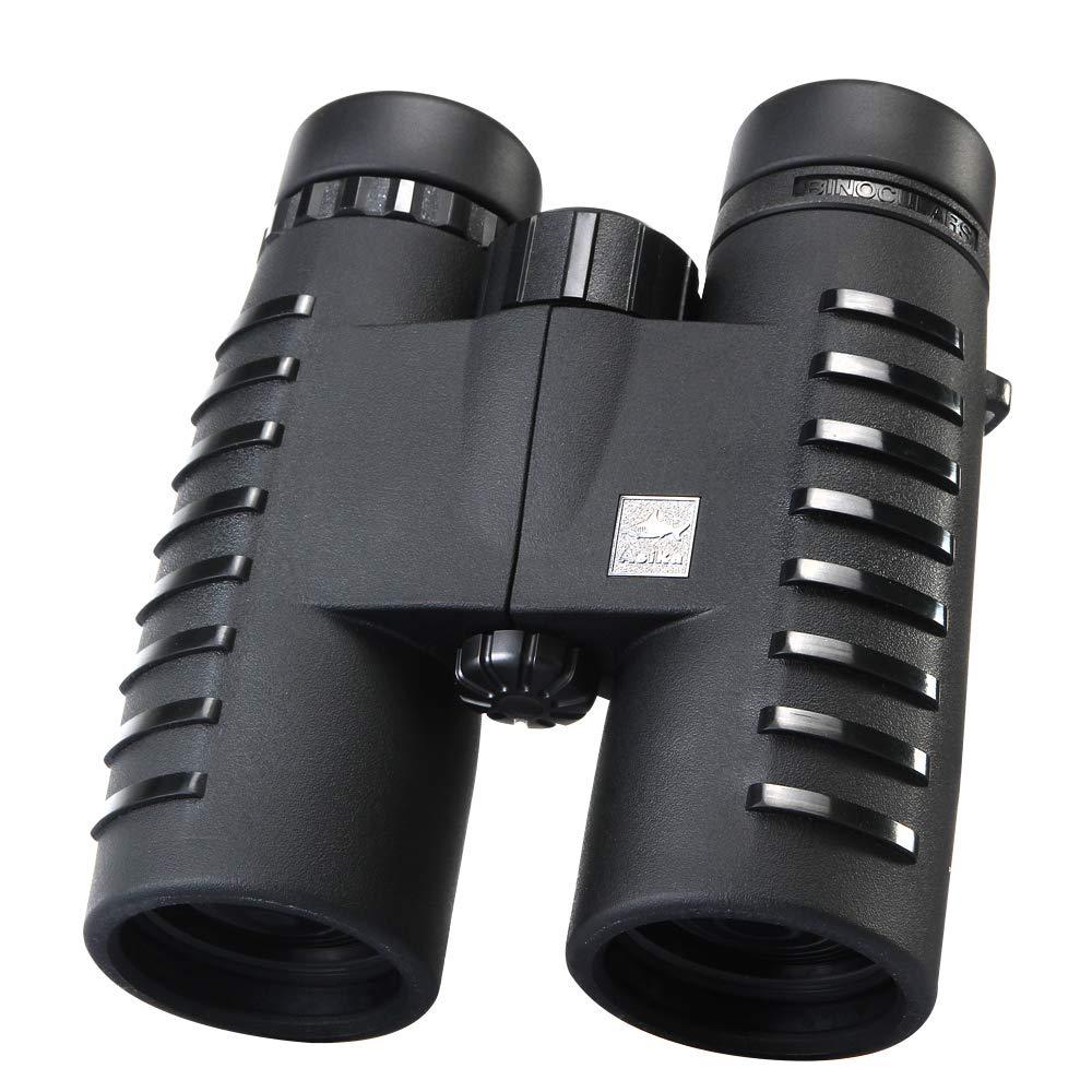 LIYO 双眼鏡 10x42 キャンプ ハンティング 高双眼鏡 防水 BAK4 FMC プリズム コンパクト レンズ 双眼鏡 アウトドア ハンティング キャンプ   B07QR33MGD
