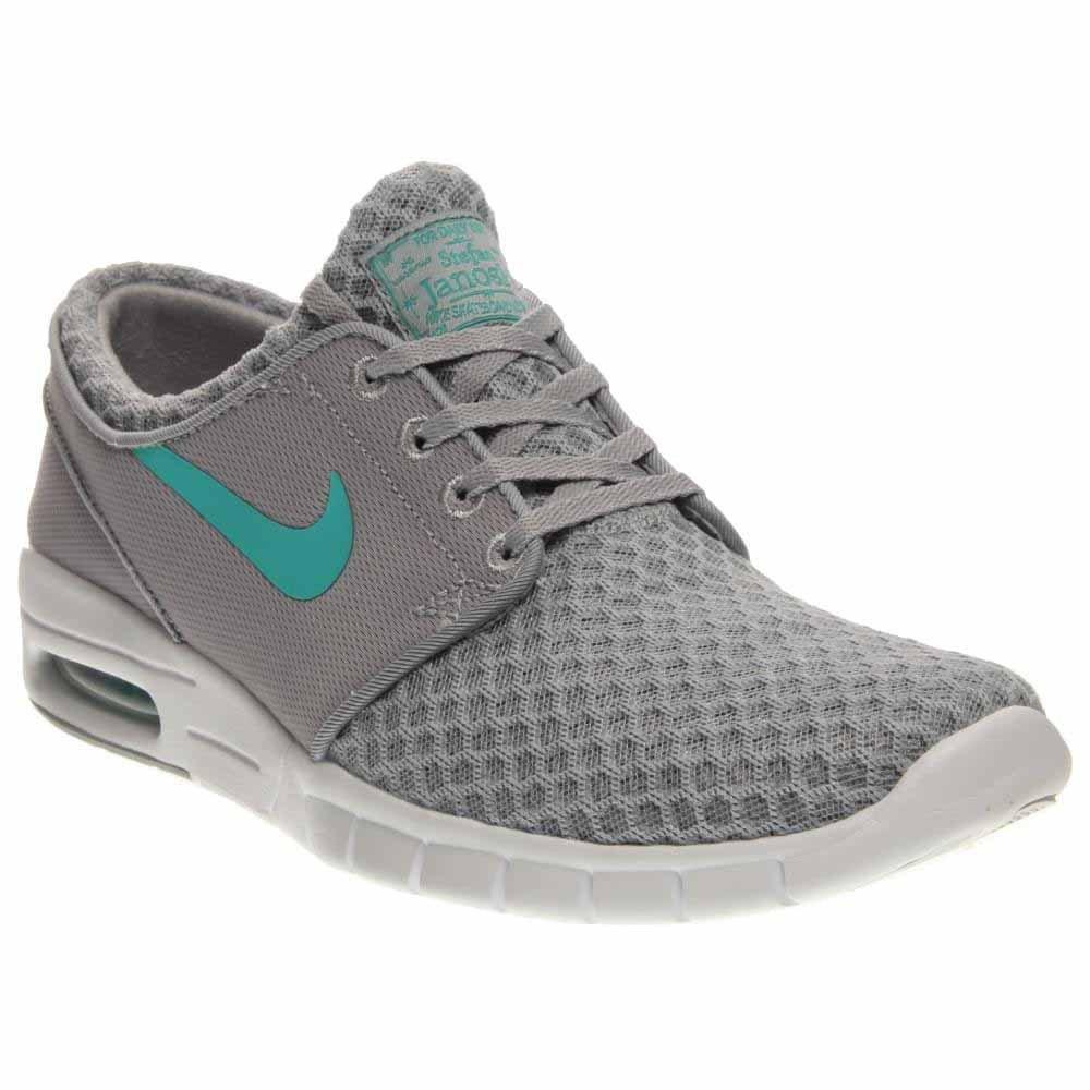 Wolf Grey Lt Retro White Nike Stefan Janoski Max, Unisex Adults' Low-Top Sneakers