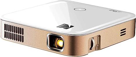 KODAK Luma 350 Proyector Inteligente y móvil de Video: Amazon ...