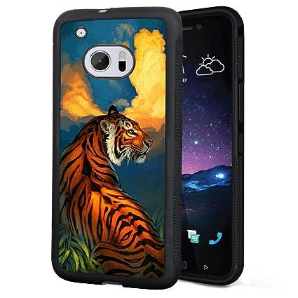 Amazon.com: HTC 10 - Carcasa de TPU y PC para HTC 10, diseño ...