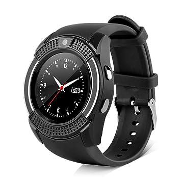 Fosa Android Smartwatch, OGS Pantalla Táctil Bluetooth reloj ...