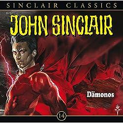 Dämonos (John Sinclair Classics 14)