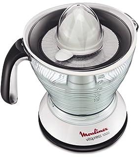 Moulinex vitapress 1 l 1L 25W Gris, Color blanco prensa de cítricos eléctricos - Prensas