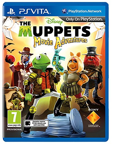 Muppets Movie Adventures (Playstation Vita)