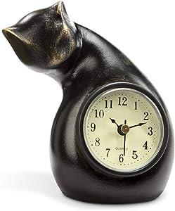 SPI Home Cat Clock