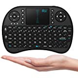 DroidBOX i8 High Quality Wireless Mini Keyboard with Touchpad Control for DroidBOX T8-S Plus, T8 Mini, iMXQpro, PC, Raspberry Pi