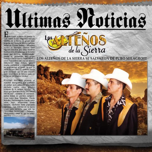 la sierra from the album ultimas noticias october 23 2013 be the first