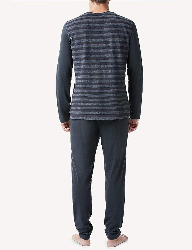 Intimissimi - Pijama - para mujer Gris - 5200 X-Large: Amazon ...