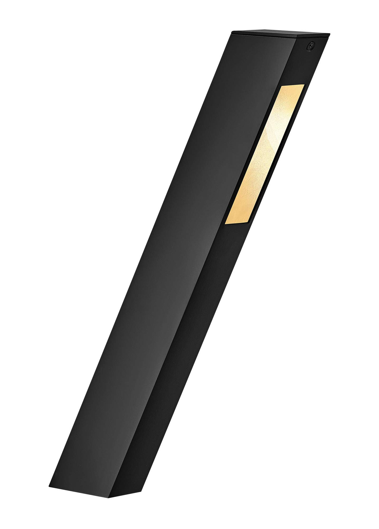 Hinkley Lighting 1548SK-LED 12v 5.7VA 3.8w 15'' Tall LED Path Light from The Piza Collection