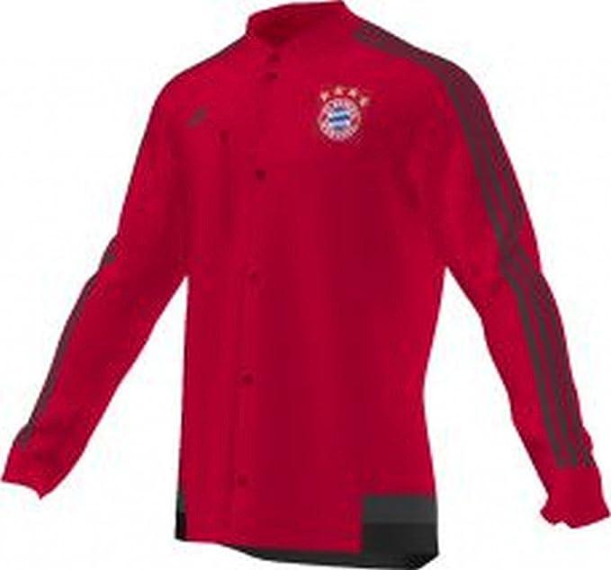 adidas Jacke FC Bayern München Anthem, Giacca Unisex Adulto