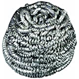 Scotch-Brite 84 Stainless Steel Scrubber, 1.75-Ounce (Case of 12)