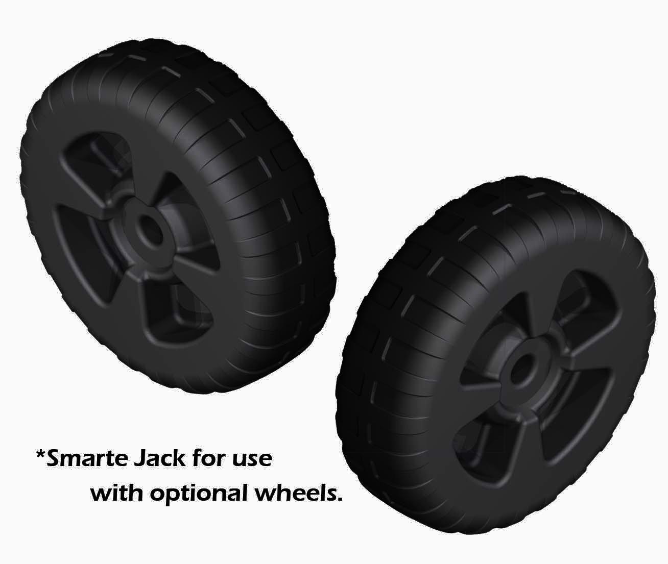 Smarte Jack Wheel (Two Wheels) Quality Mark